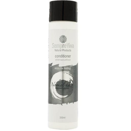 SempreViva Conditioner Normal Hair, Μαλακτική Κρέμα για Κανονικά Μαλλιά 300ml