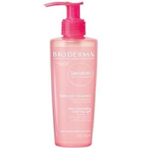 Sensibio Gel Moussant 200ml - Bioderma