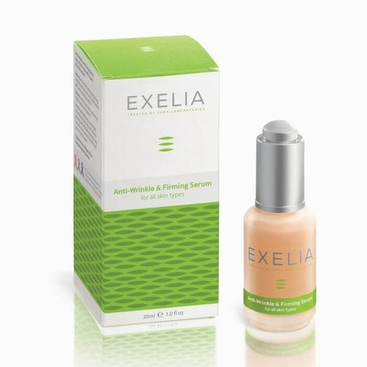 Exelia Anti-Wrinkle & Firming Serum (for all skin types) Καταπολέμηση Των Ρυτίδων  30ml