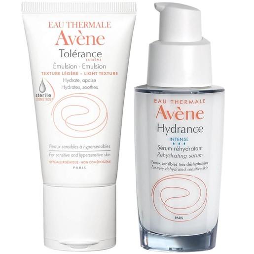 Δώρο Avene Tolerance Extreme Emulsion Legere 5ml & Avene Hydrance Intense Serum 5ml