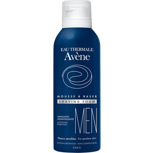 Avene Men Mousse a Raser Shaving Foam Καταπραϋντικός - Εξυγιαντικός Αφρός Ξυρίσματος 200ml