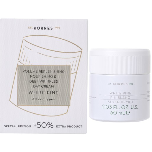 Korres White Pine Day Cream 60ml