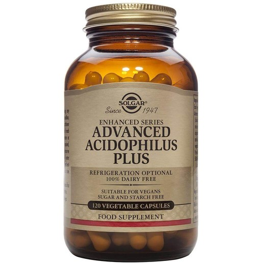 Solgar Advanced Acidophilus Plus veg.caps