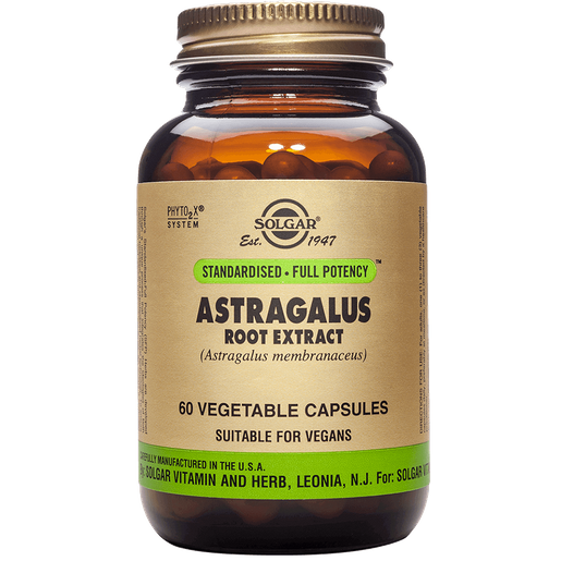 Solgar Sfp Astragalus Root Extract 60 veg.caps