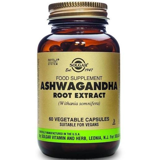 Solgar Sfp Ashwagandha Root Extract 60 veg.caps