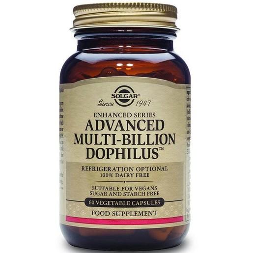 Solgar Advanced Multi-Billion Dophilus 60 veg.caps