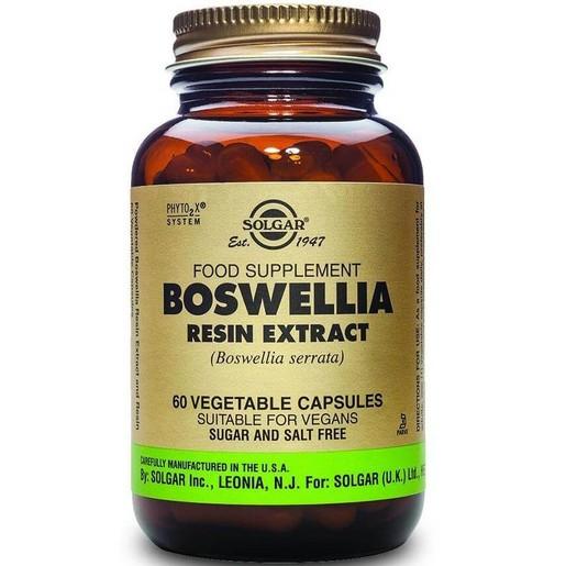 Solgar Sfp Boswellia Resin Extract 60 veg.caps