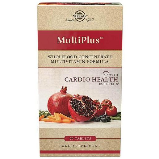 Solgar Multiplus with Cardio Essentials  90 tabs