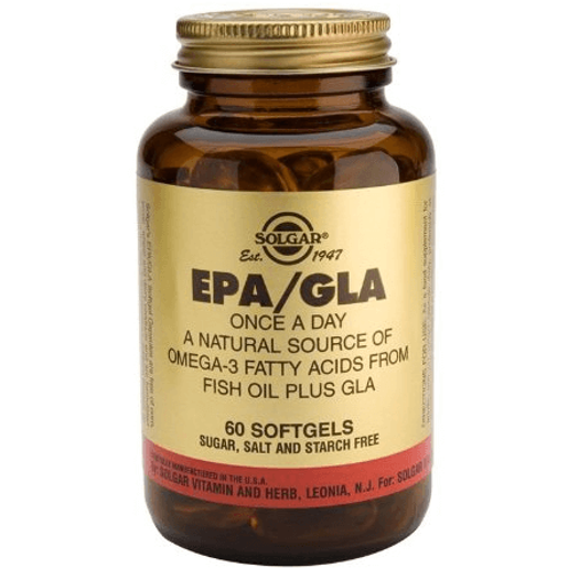 Solgar EPA / GLA softgels