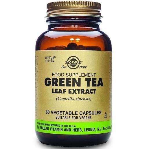 Solgar Sfp Green Tea Leaf Extract 60 veg.caps