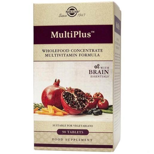Solgar Multiplus With Brain Essentials 90 tabs