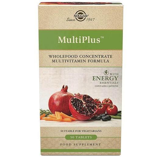 Multiplus with Energy Essentials 90 tabs - Solgar