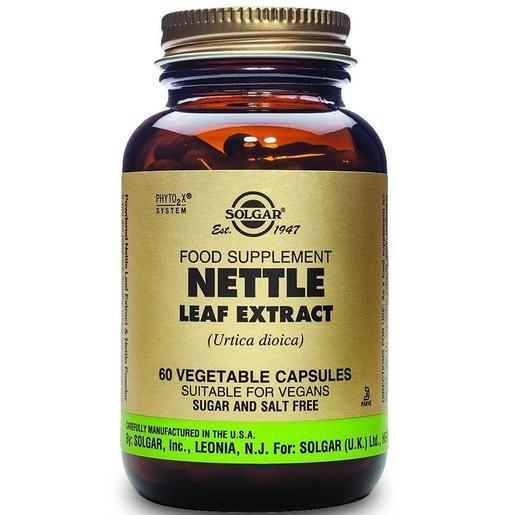 Solgar Sfp Nettle Leaf Extract 60 veg.caps