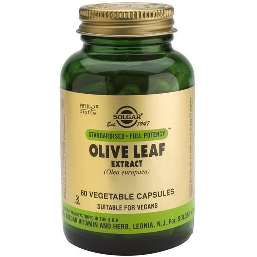 Solgar Olive Leaf Extract 60 veg.caps