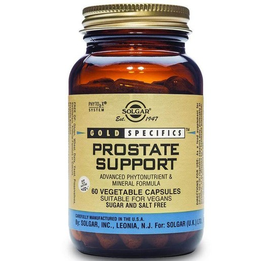 Solgar Prostate Support 60 caps