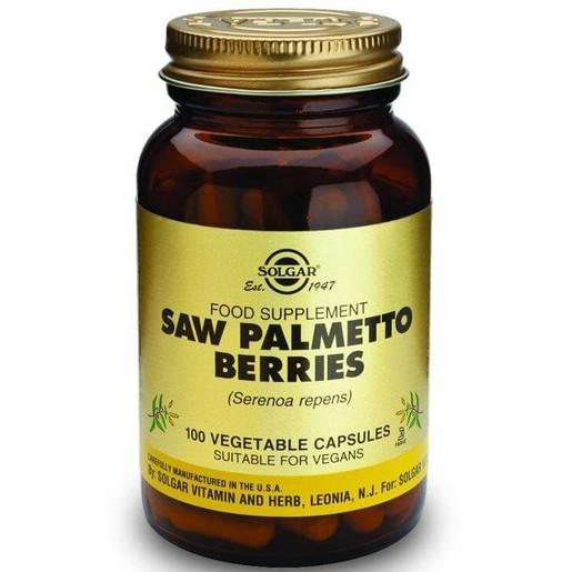 Solgar Saw Palmetto Berries 100 veg.caps