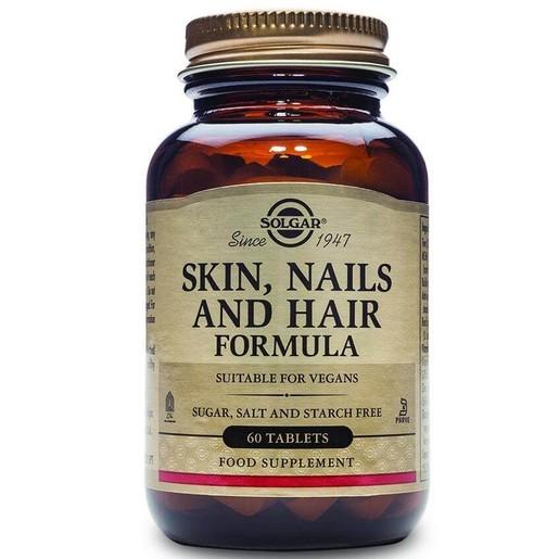 Solgar Skin Nails & Hair Formula tabs
