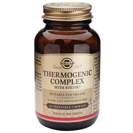 Solgar Thermogenic Complex 60 veg.caps