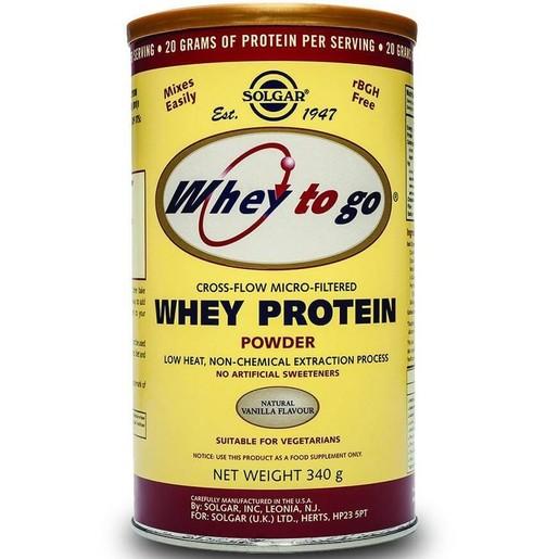 Solgar Whey-To-Go  Protein Powder gr