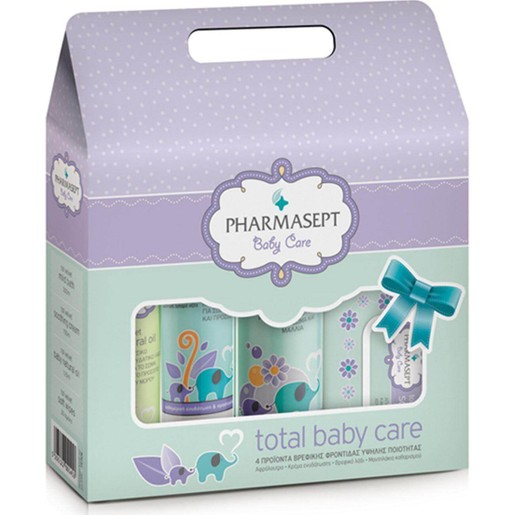Tol Velvet Τσαντάκι Total Baby Care - Pharmasept
