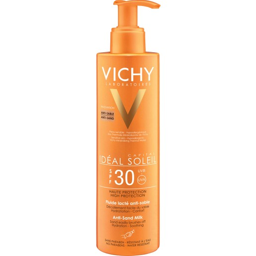 Vichy Ideal Soleil Anti Sand Spf30, 200ml