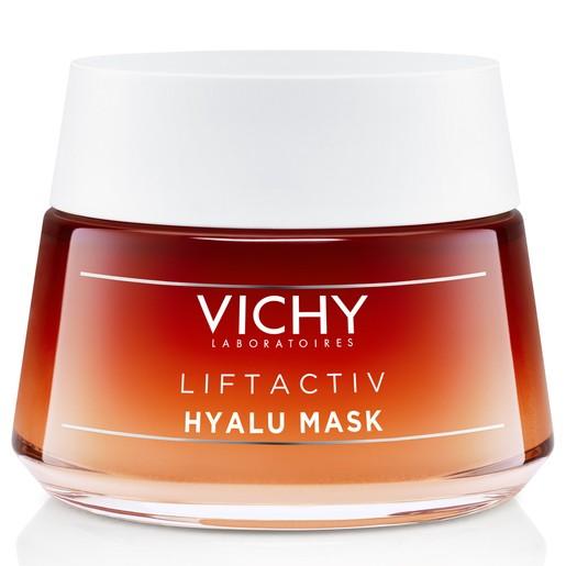 Vichy Liftactiv Specialist Hyalu Masque Μάσκα Προσώπου-Κρέμα Νύχτας με Υαλουρονικό Οξύ 50ml