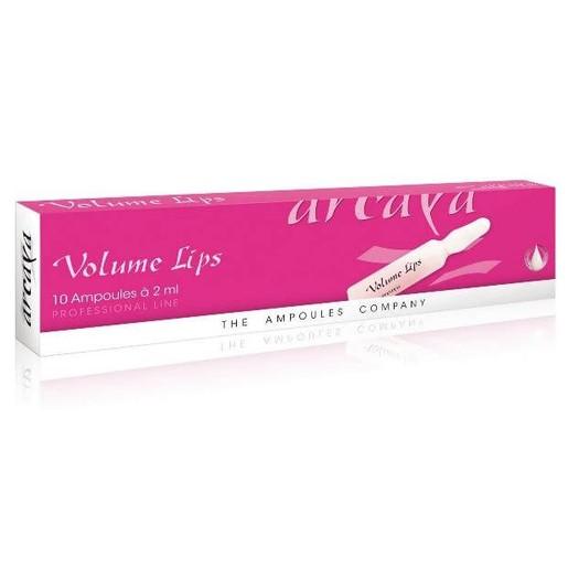 Arcaya Volume Lips Ampoules 10x2ml