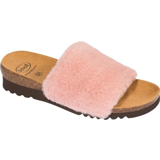 Scholl Shoes Willow Pink F275961048 Γυναικεία Ανατομικά Παπούτσια Χαρίζουν Σωστή Στάση & Φυσικό Χωρίς Πόνο Βάδισμα 1 Ζευγάρι