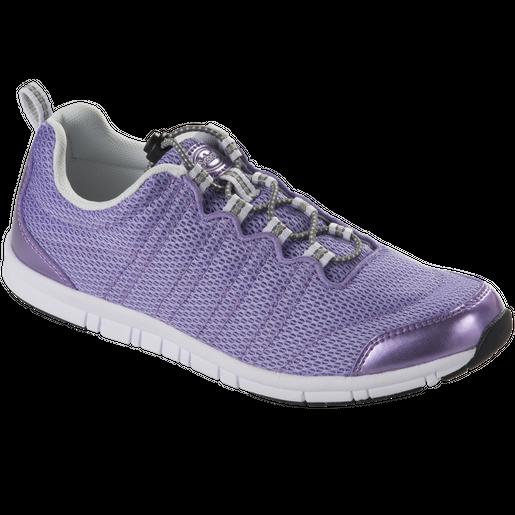 Scholl Shoes Wind Step Λιλά Ανατομικά Παπούτσια, Χαρίζουν Σωστή Στάση & Φυσικό, Χωρίς Πόνο Βάδισμα 1 Ζευγάρι