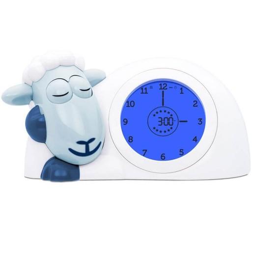 Zazu Sam the Lamp Sleeptrainer With Nightlight Έξυπνο Ξυπνητήρι Προβατάκι για την Εκμάθηση του Πρωινού Ξυπνήματος Χρώμα Σιέλ