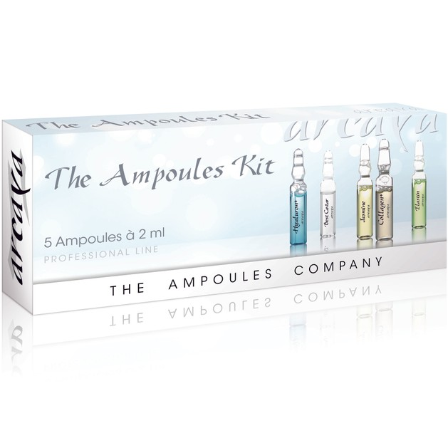 Arcaya The Ampoules Kit 5χ2ml