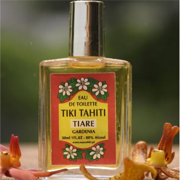 Monoi Tiki Tahiti Tiare Gardenia Eau de Toilette Γυναικείο Άρωμα με Γλυκές Νότες Γαρδένιας 30ml