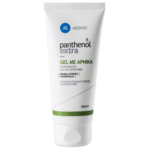 Medisei Panthenol Extra Gel με Άρνικα 100ml