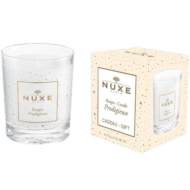 Δώρο Nuxe Bougie Candle Prodigieuse Αρωματικό Κερί 70gr