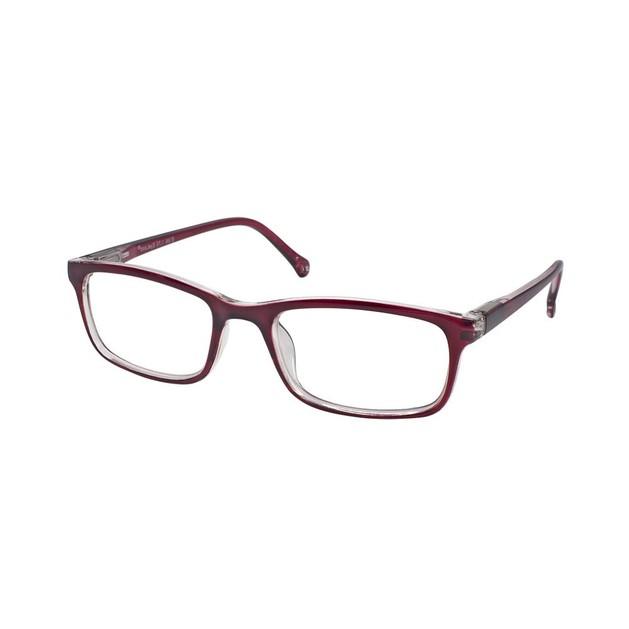 Eyelead Unisex Γυαλιά Διαβάσματος Μπορντώ-Μαύρο Σκελετό E166