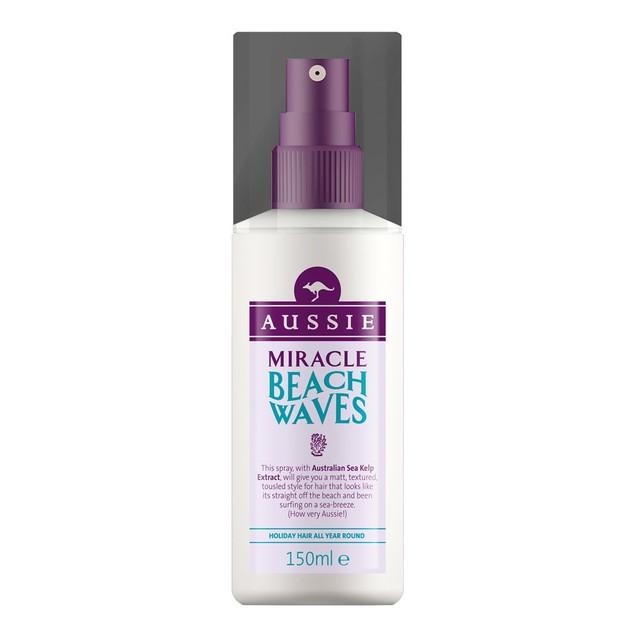 Aussie Miracle Beach Waves Spray για Κυματιστά Μαλλιά σαν να Βγήκες από τη Θάλασσα 150ml