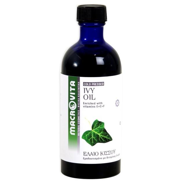 Macrovita Ivy Oil with Vitamins E + C + F 100ml