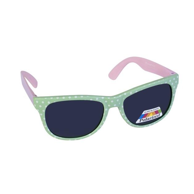 Eyelead Γυαλιά Ηλίου Παιδικά με Πράσινο - Ροζ Σκελετό Κ1037