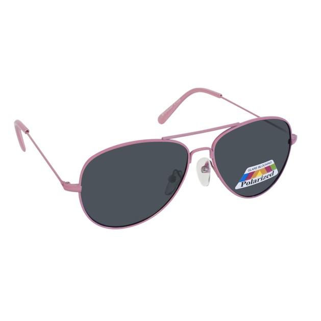 Eyelead Γυαλιά Ηλίου Παιδικά με Ροζ Σκελετό Κ1039