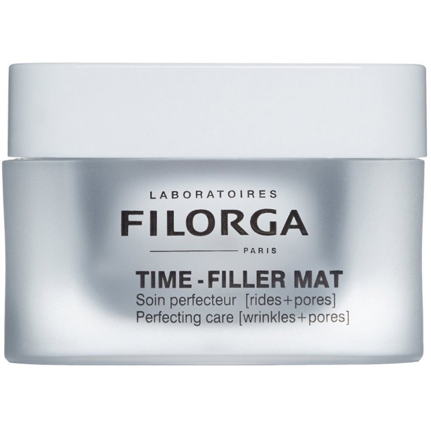 Filorga Time-Filler Mat Cream Αντιρυτιδική & Ενυδατική Κρέμα Προσώπου Απόλυτης Διόρθωσης των Σημαδιών Γήρανσης & Ατελειών 50ml