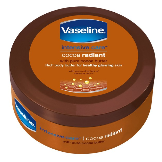 Vaseline Intensive Care Cocoa Radiant Body Butter Ενυδατική Σώματος 250ml