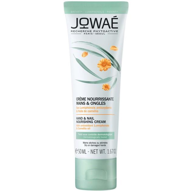 Jowae Hand and Nail Nourishing Cream Θρεπτική Κρέμα Χεριών & Νυχιών για Ξηρά ή Ταλαιπωρημένα Χέρια 50ml