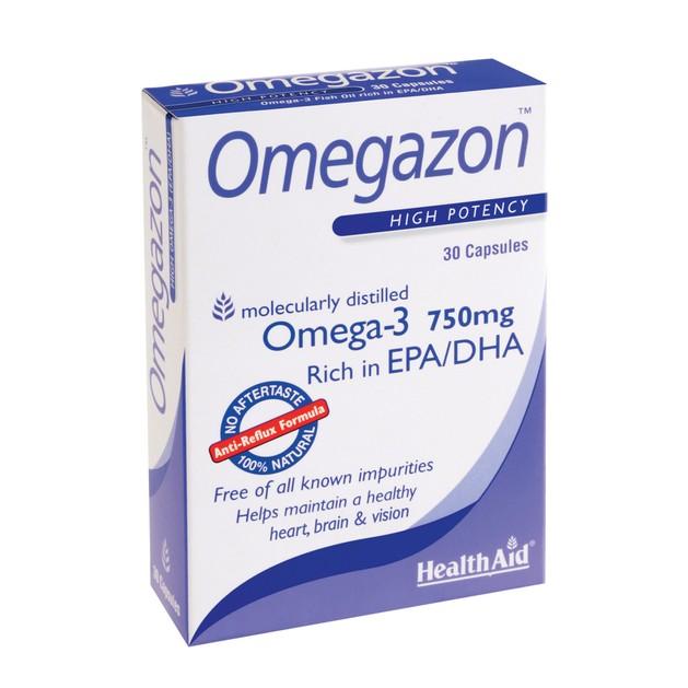 Health Aid Omegazon 750mg 30caps