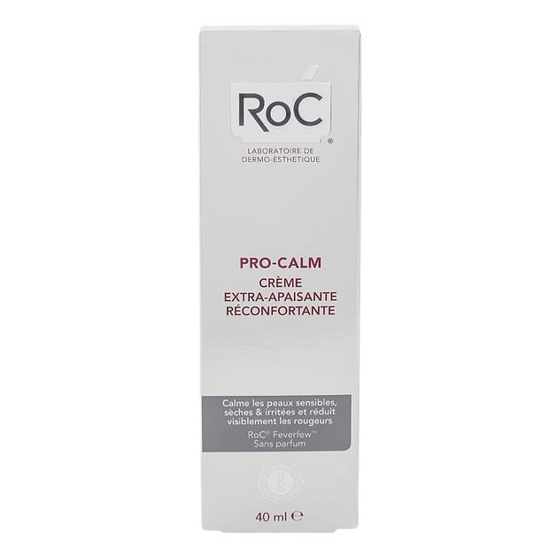 Roc Pro-Calm Extra-Soothing Comfort Cream Αντιρυτιδική,Εντατική & Καταπραϋντική Κρέμα Κατά των Ερεθισμών 40ml