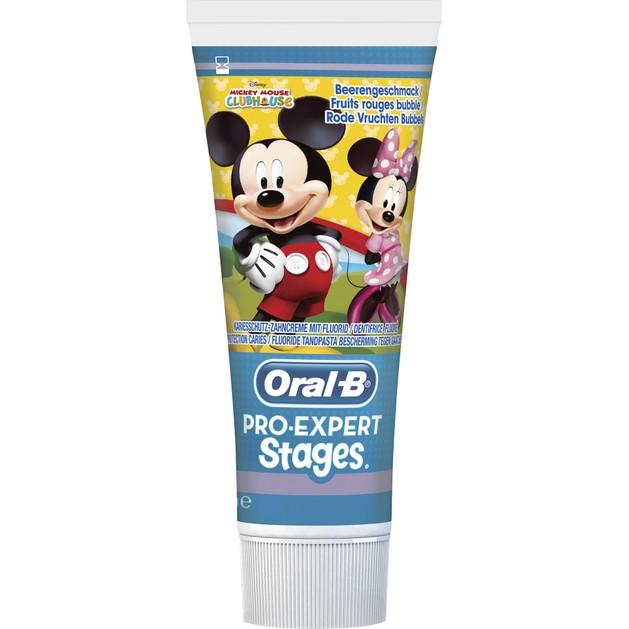 Oral-B Stages Οδοντόκρεμα για Παιδιά 75ml