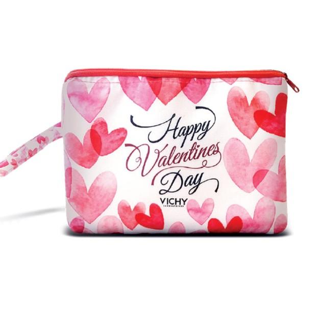 Δώρο Vichy Υπέροχο Συλλεκτικό Νεσεσέρ Happy Valentines Day