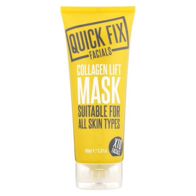 Quick Fix Facials Collagen Lift Mask Μάσκα Προσώπου για Όλους τους Τύπους Επιδερμίδας 100ml