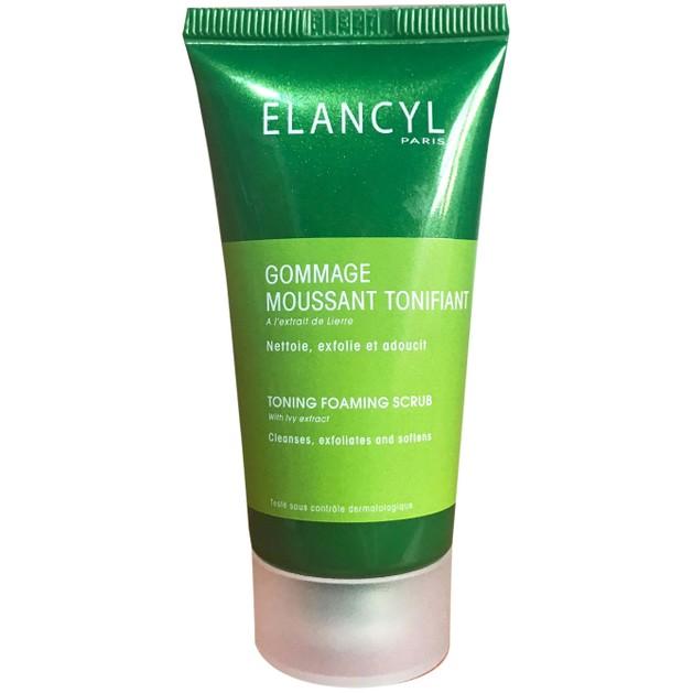 Δώρο Elancyl Gommage Moussant Tonifiant Scrub Απολέπιση Σώματος 30ml