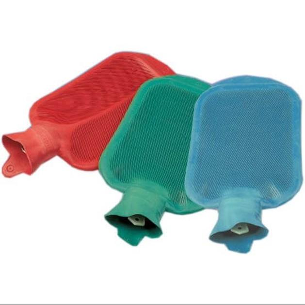 Asepta Hot Water Bottle Θερμοφόρα Νερού απο Φυσικό Latex σε Διάφορα Χρώματα 2000ml
