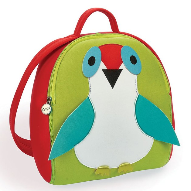 Oops All I Need Backpack Bird Αδιάβροχο Σακίδιο Πλάτης Πουλί